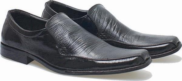 Sepatu Pantofel Pria Keren Sepatu Pantofel Hitam Pria