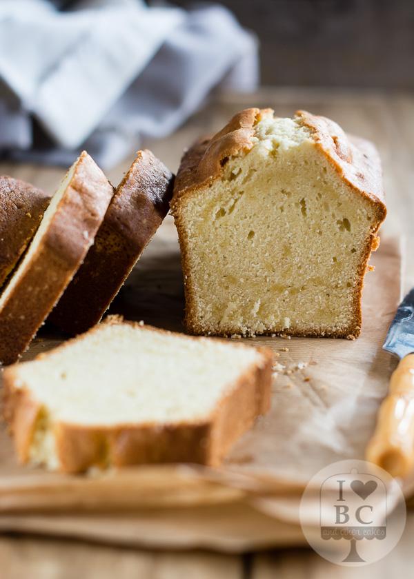 Pound Cake básico