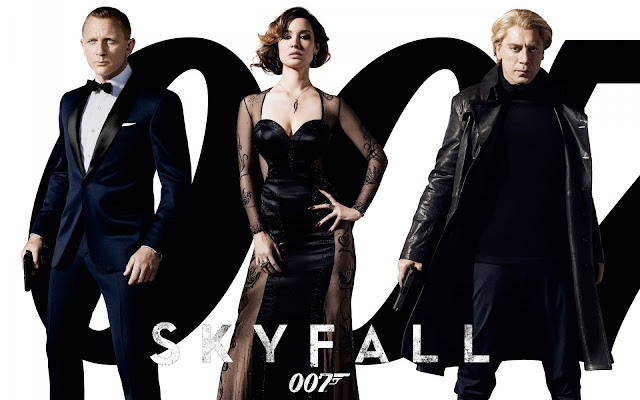 James Bond 007 Skyfall wallpapers for iPhone 5
