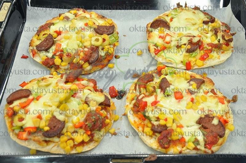 Bazlama Pizzası Tarifi