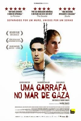 Uma Garrafa no Mar de Gaza - filme