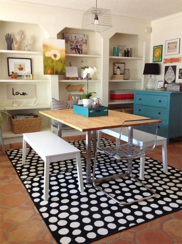 IKEA inspiruje Ullgump Dywan