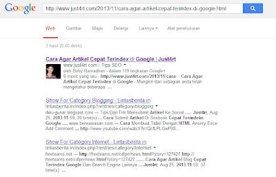 http://www.just4rt.com/2013/11/cara-agar-artikel-cepat-terindex-di-google.html