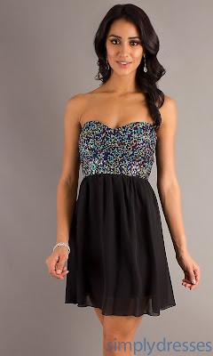 Black Dresses Ideas For Women's 4
