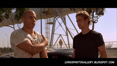 The Fast and The Furious Vin Diesel and Paul Walker