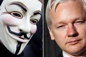 wikileaks anonymous