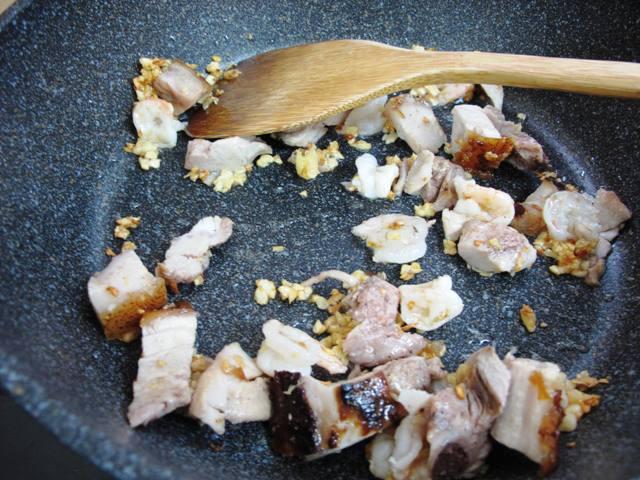 how to prepare choy sum for stir fry