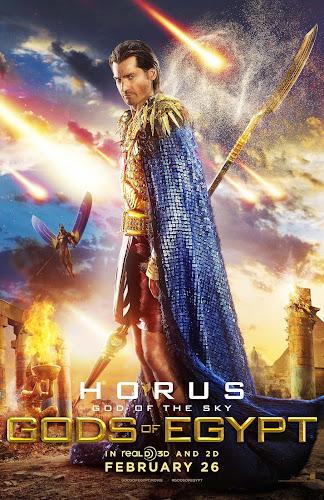 ตัวอย่างหนังใหม่ : Gods of Egypt (สงครามเทวดา) ซับไทย poster3