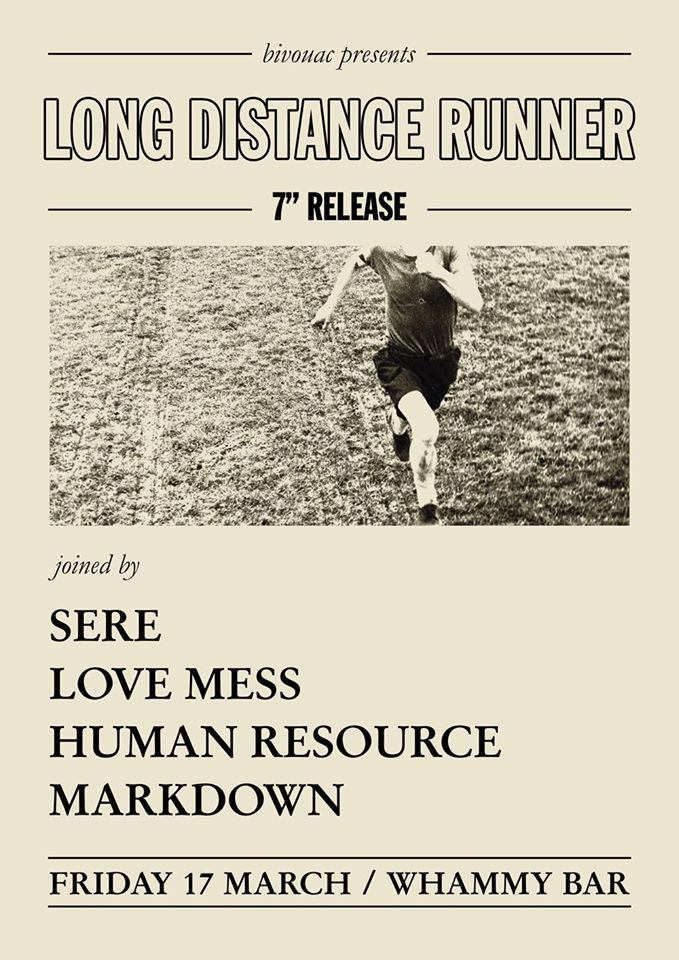 "Long Distance Runner 7"" Release"