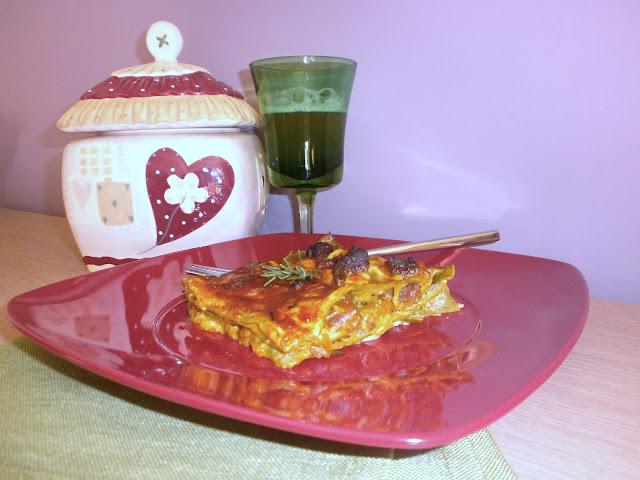 lasagne verdi al brasato