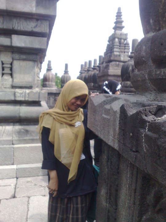 memory of borobudur tample