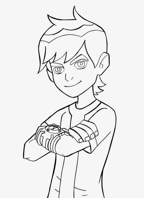 Hopefully What We Provide Can Be Beneficial For Children And Add Information About Ben 10 Ultimate Alien Coloring Pages Please See The Collection Of