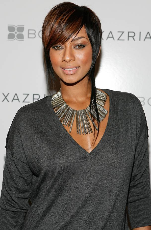 Keri Hilson Hairstyle Trends: Keri Hilson Hairstyle Trends