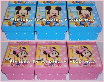 SORPRESAS BABY DISNEY