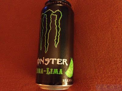 World of Energy Drinks: Monster Cuba Lima & Zero Ultra