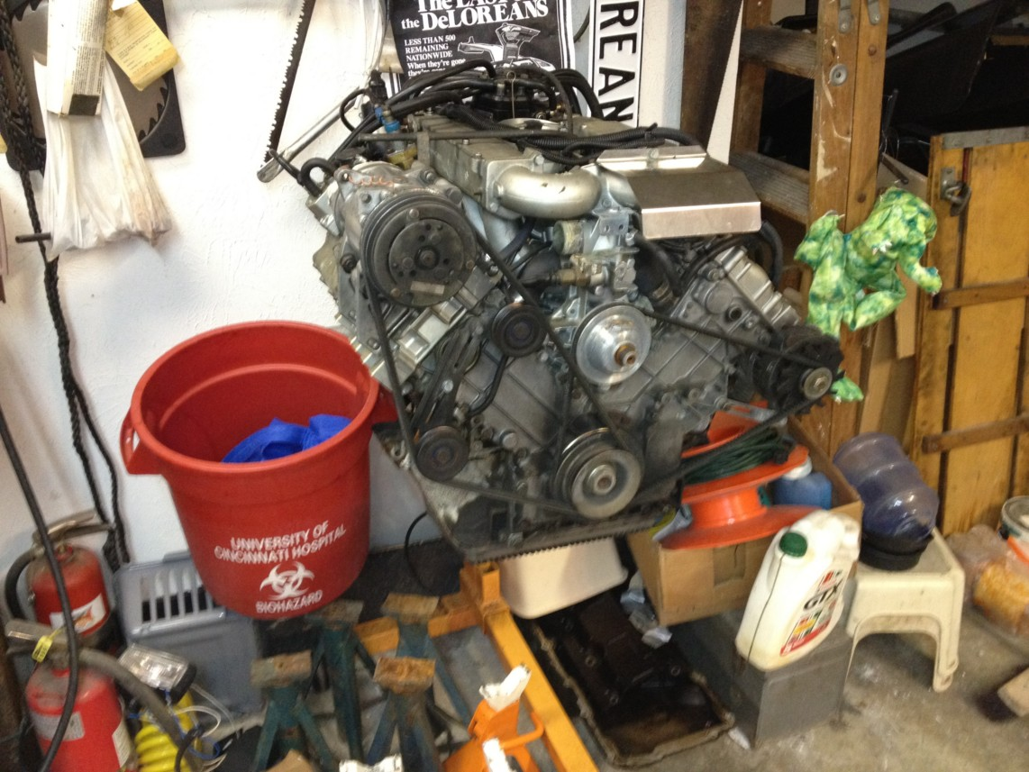 ls1 engine and manual transmission for sale