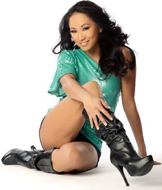 Gail Kim Hot