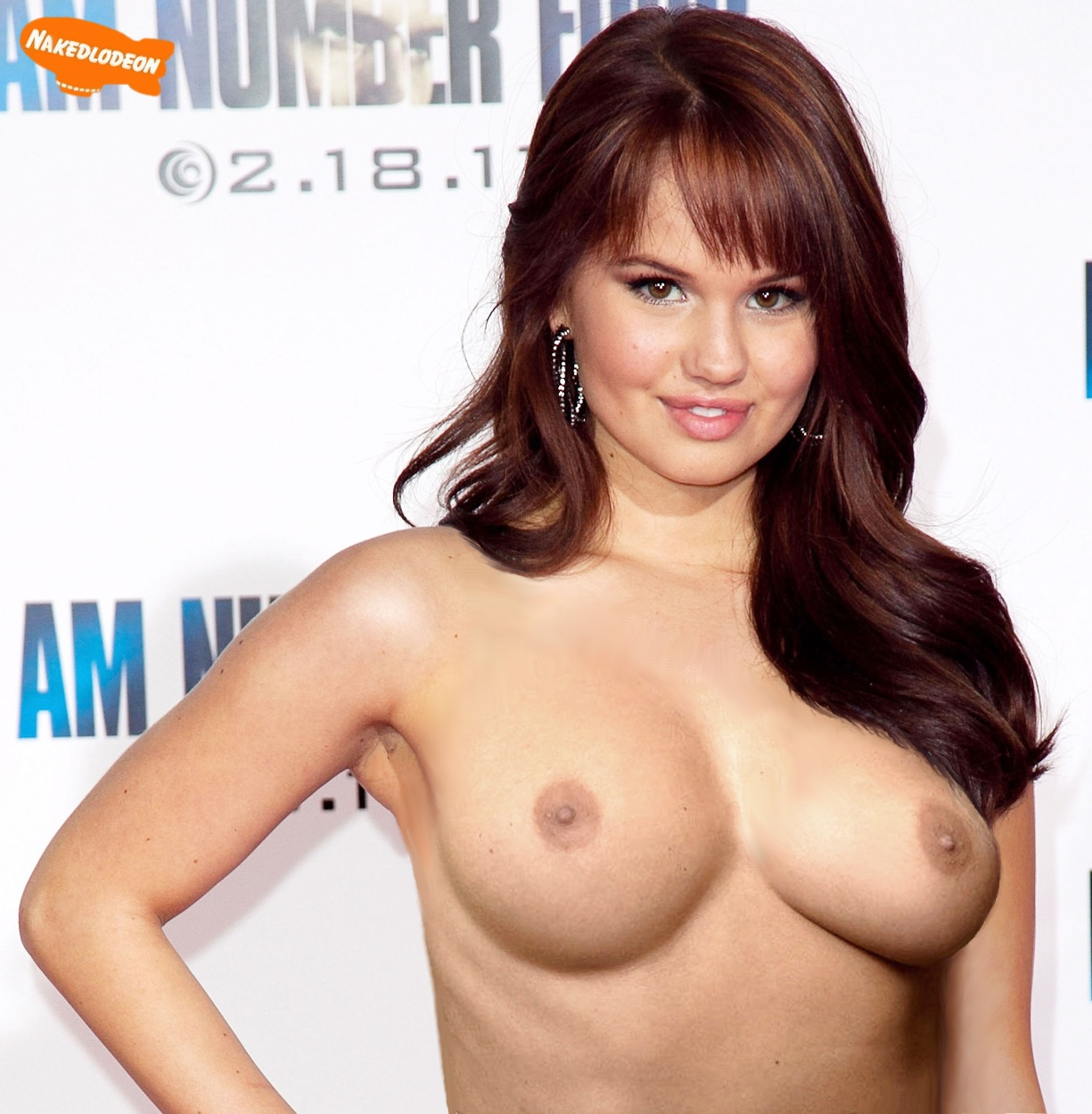 debby ryan in nude