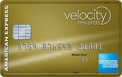 Velocity Gold Card 20,000 Points!