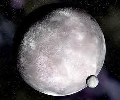 Patuljasti planet Eris i njegov satelit