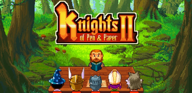 Free Download Knights of Pen & Paper 2 v2.0.5 APK