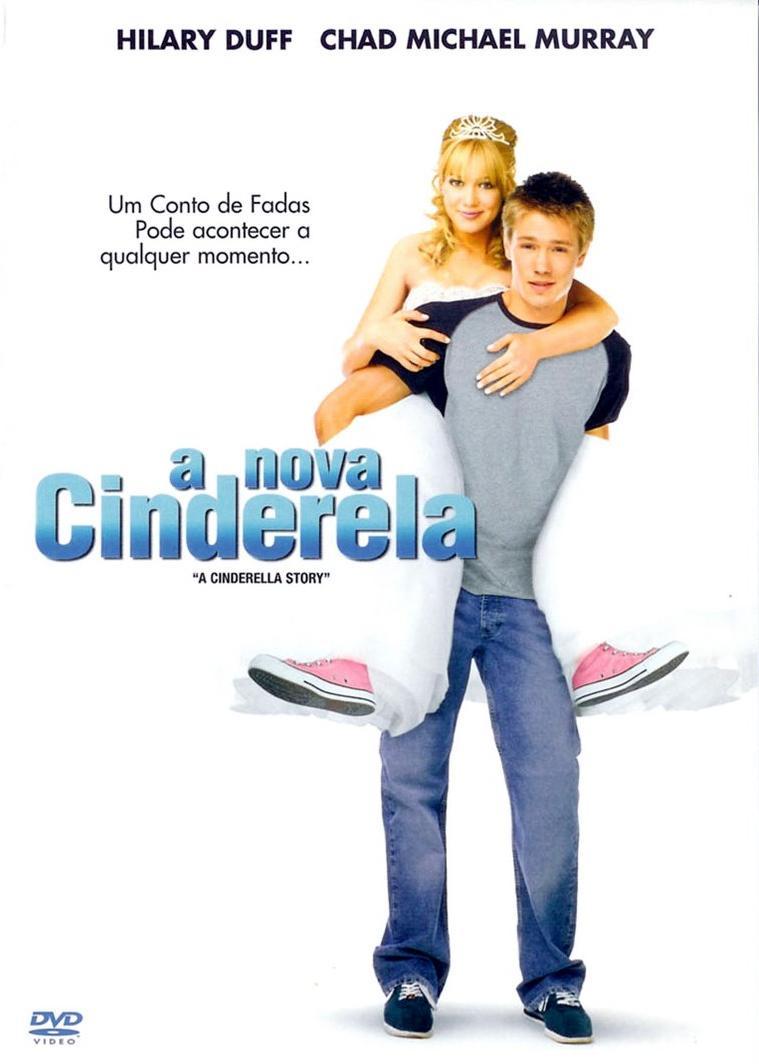 Filme A Nova Cinderela Dublado AVI DVDRip