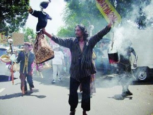 Ritual Cowongan Kabupaten Banyumas