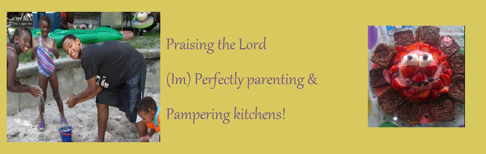 Christian, Cooking, Cleaning & Children