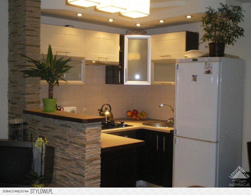 Hermosas fotos de cocinas peque as colores en casa - Cocinas muy pequenas ...