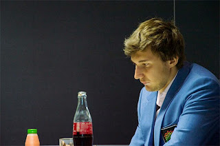 Echecs : Karjakin vainqueur du Norway Chess - Photo site officiel