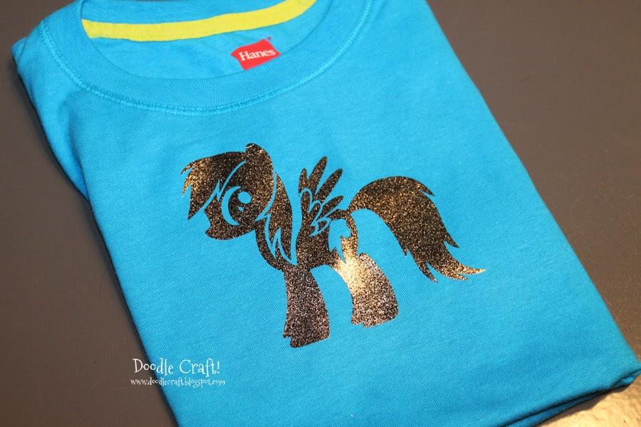 http://www.doodlecraftblog.com/2014/03/my-little-pony-rainbow-dash-silhouette.html