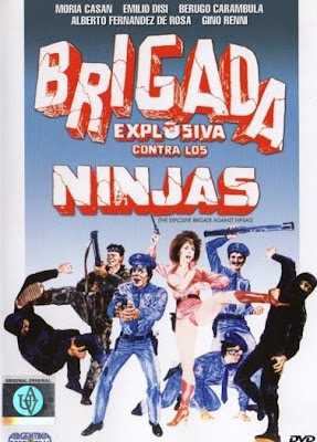 descargar Brigada explosiva contra los ninjas