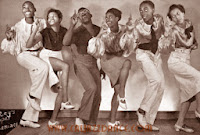 August Beginner Lindy Hop Series