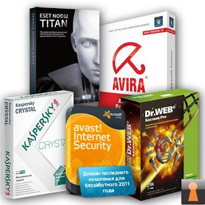 Avast,Avira,Dr.Web,ESET NOD 32 ,Kaspersky Keys 24 December 2012