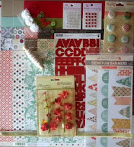 December Scrapbook Kit