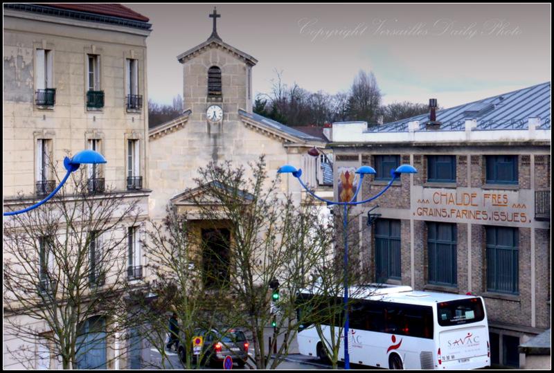 Sainte Elisabeth de Hongrie Moulins Versailles