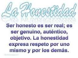 La Honestidad: CUENTO DE LA HONESTIDAD