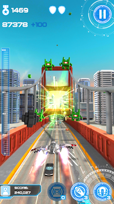 Jet Run City Defender v1.35