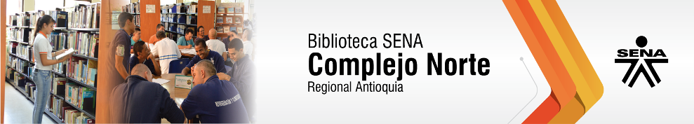 Biblioteca SENA Complejo Norte
