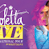 Disney Channel Brasil publica oficialmente as datas da 'Violetta Live'!