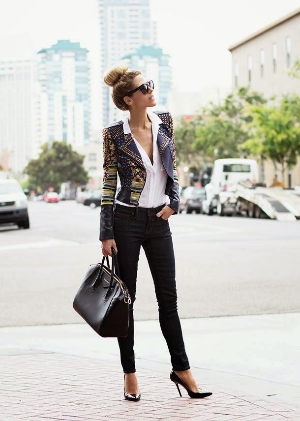 Moda de rua - Street fashion - street style