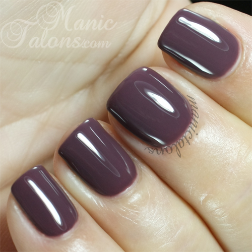 Madam Glam Gel Polish #180 Nightime Mauve Swatch