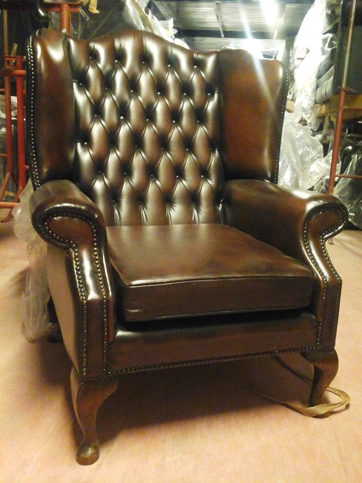 Divani Chesterfield Vintage Usati e nuovi: Poltrone Chester Pelle ...