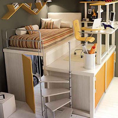 Desain Interior Kamar Tidur 06