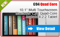 10in QUAD-CORE ANDROID 4.2 TABLET