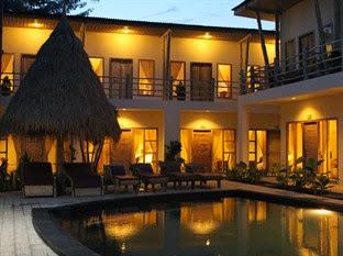 Hotel Murah Gili Trawangan - Gili Amor Boutique Resort