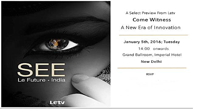LeVT Smartphone Coming Soon in India on Jan'5 2016