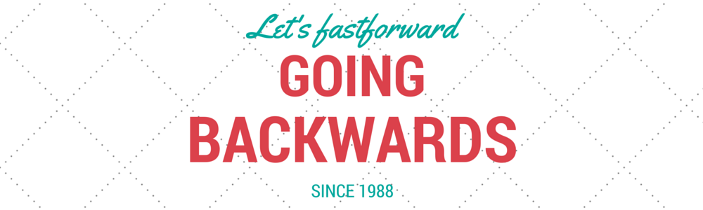 Let's Fastforward Going Backwards
