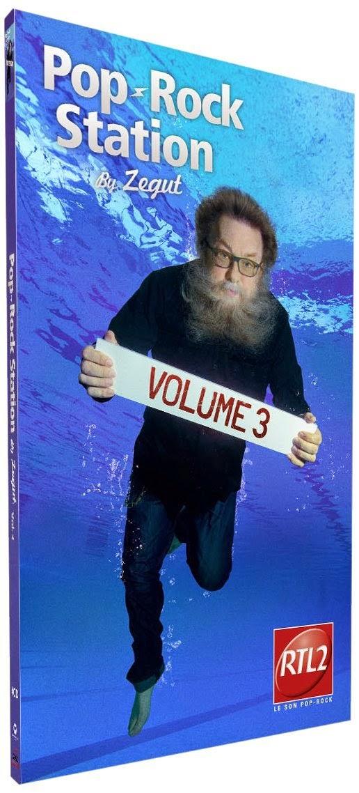 Francis Zégut en nage libre, Le Père-Noël du Rock est de retour, Pop-Rock Station by Zégut, volume 3, Zégut, Francis Zégut