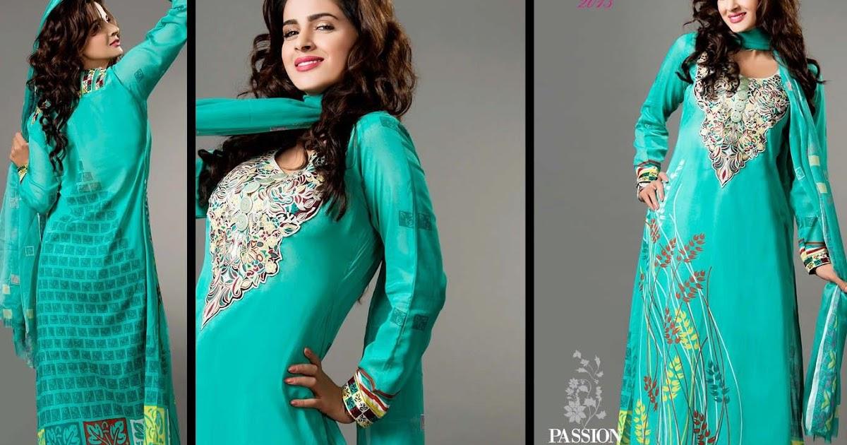 Shaista Summer Collection Lawn Dress For Girls